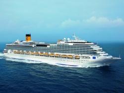 Schiffstaufe Der Costa Fascinosa In Venedig E Hoi