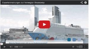 Video: Norwegian Breakaway von NCL
