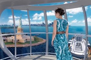 Quantum of the Seas - Blick aus der Glaskugel