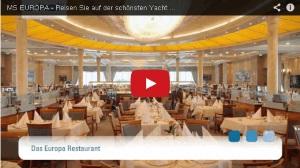 Video: MS Europa von Hapag-Lloyd