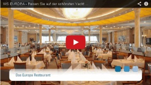 Video: MS Europa von Oceania Cruises