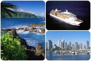 Hawaii-Kreuzfahrt über Vancouver
