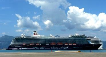 Mein Schiff 3 auf Korfu