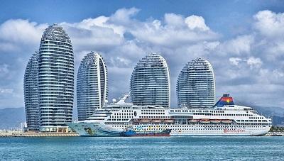 Phoenix Island - Provinz Hainan