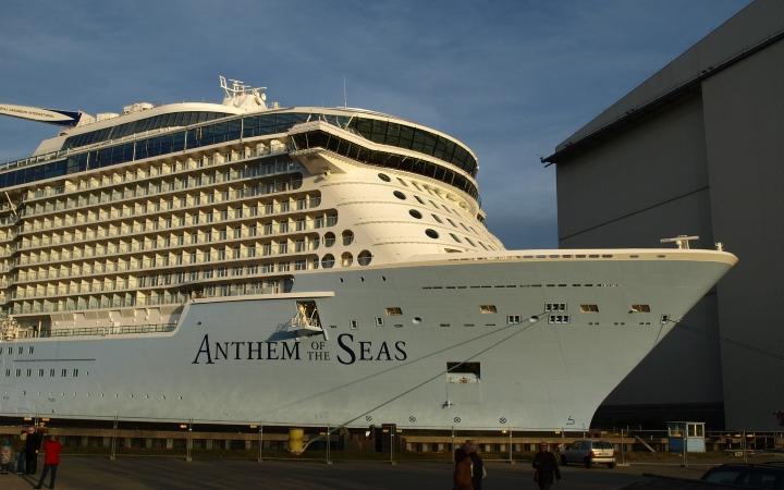 Anthem of the Seas Meyer-Werft