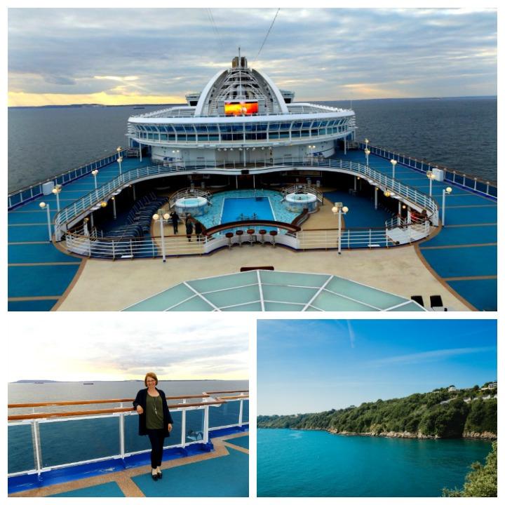 Reisebericht Jessica Emerald Princess und Guernsey