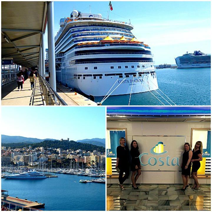 Reisebericht Costa Diadema und Palma