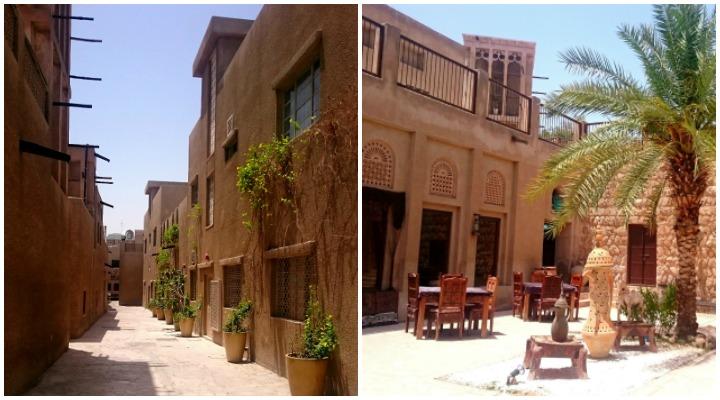 Al-Bastakiyya und Bastakiah Nights Restaurant