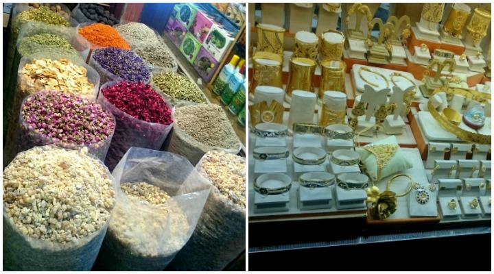 Deira Gewürz- und Goldmarkt