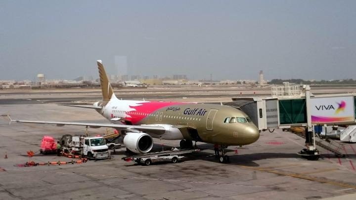 Gulf Air Flugzeug