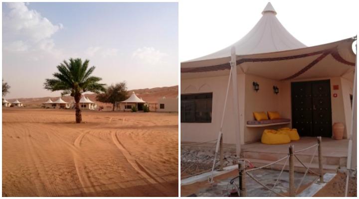 Wahiba Sands Desert Nights Camp