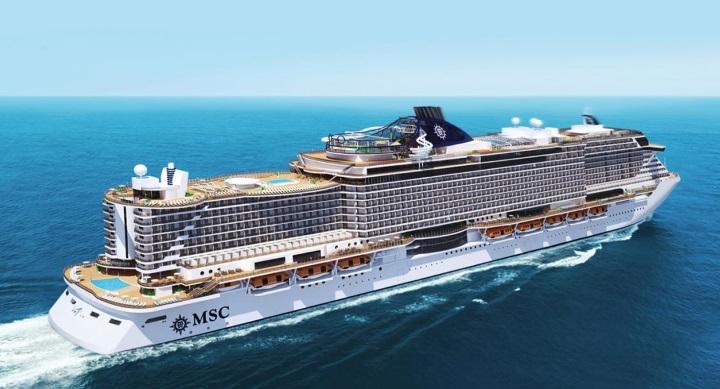 MSC Cruises - MSC Seaside