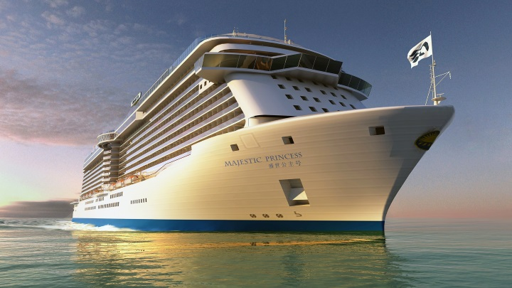 Princess Cruises - Majestic Princess