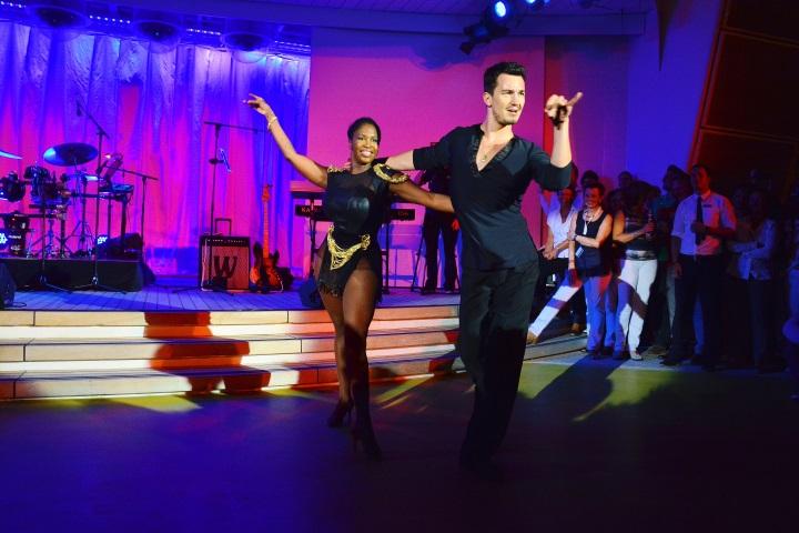 AIDA tanzt mit Motsi Mabuse