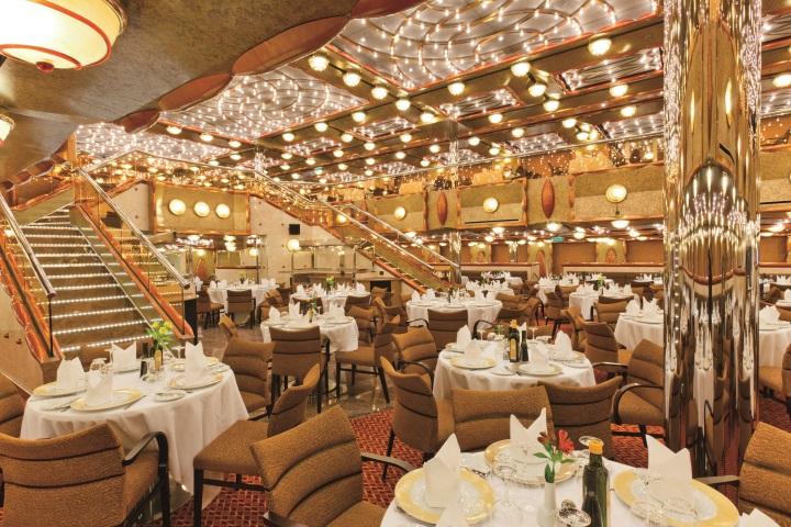 Restaurant Duca d'Orléans - Costa Favolosa