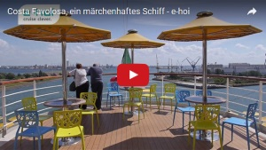 Schiffs-Video Costa Favolosa von e-hoi