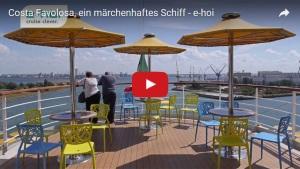 Schiffs-Video Costa Favolosa von e-hoi