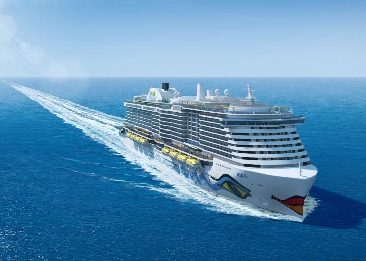 AIDA Helios-Klasse © AIDA Cruises