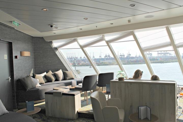 Himmel & Meer Lounge – Mein Schiff 6