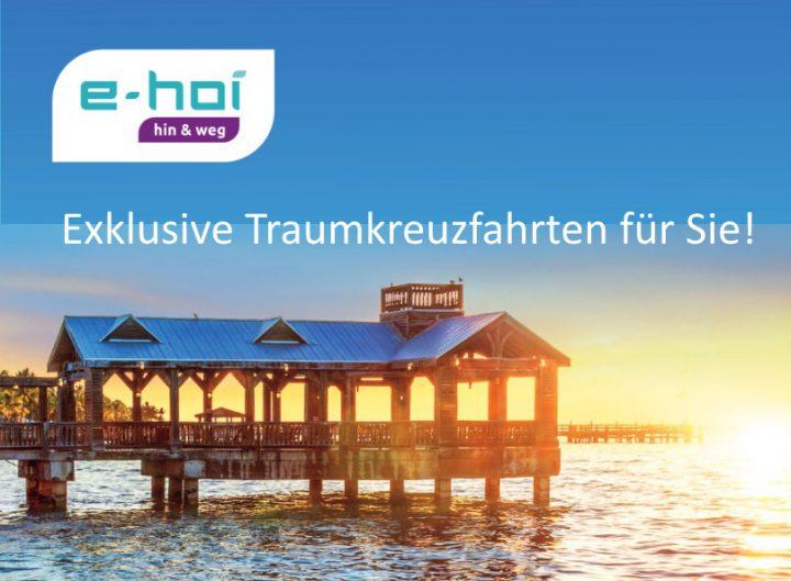 e-hoi hin & weg Kreuzfahrtkatalog 2017/2018