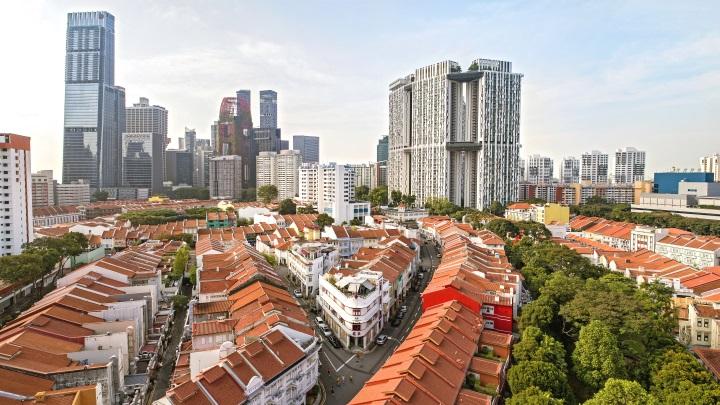 Keong Saik Street Chinatown