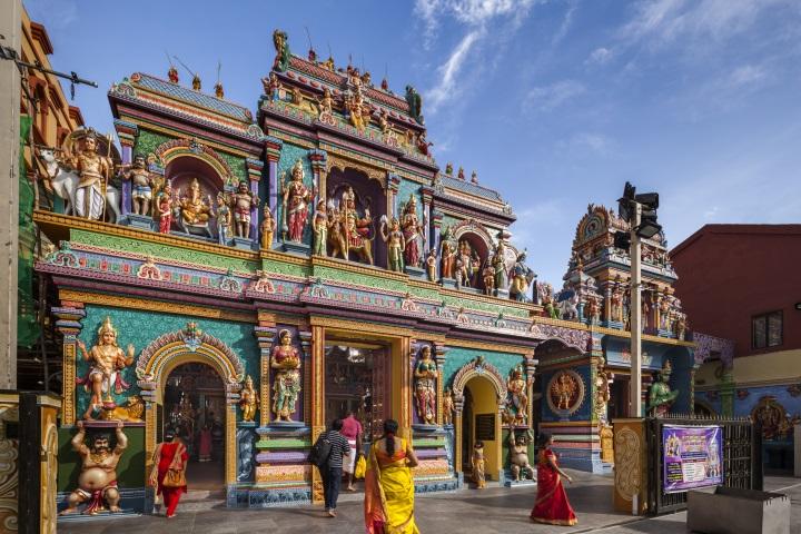 Little India Singapur - Sri Vadapathira Kaliamman Tempel