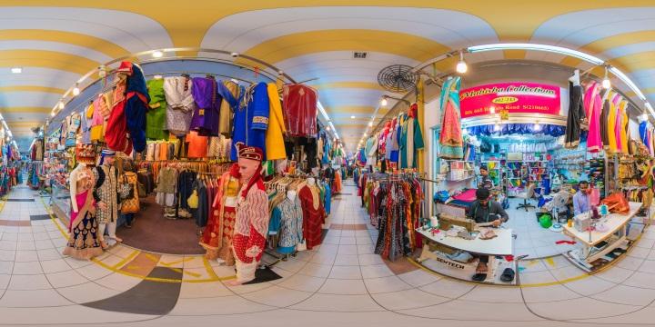 Tekka Centre Singapur