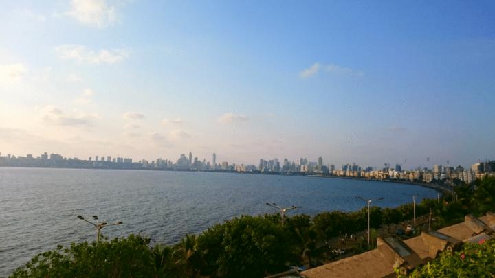 Skyline von Mumbai