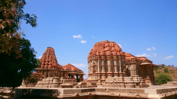 Sas Bahu Tempel in Udaipur
