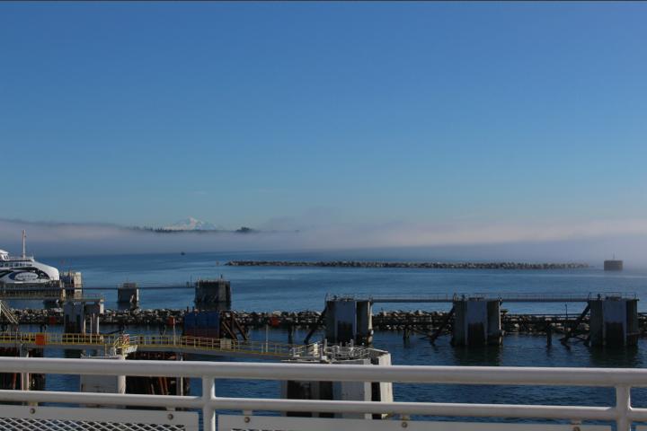 Vancouver Fährhafen