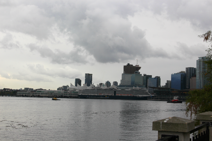 Vancouver - Hafen