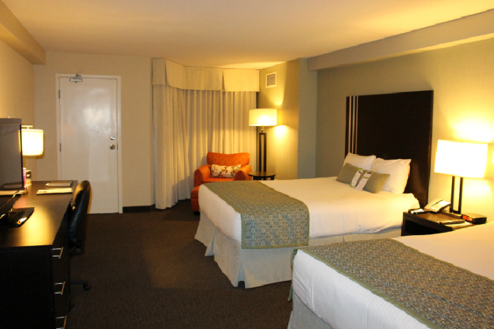 Zimmer im Coast Kamloops Hotel
