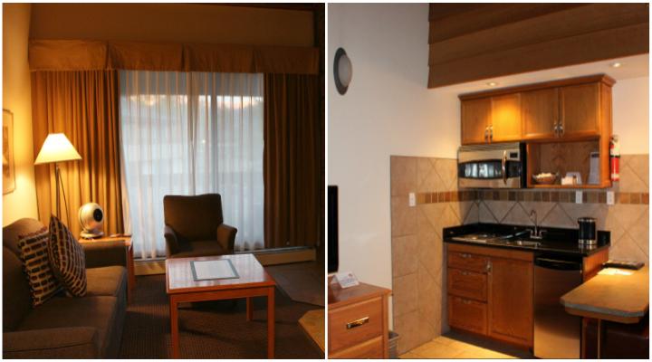 Apartment im Best Western Jasper Inn & Suites