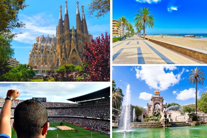 Stadtbesichtigung Barcelona