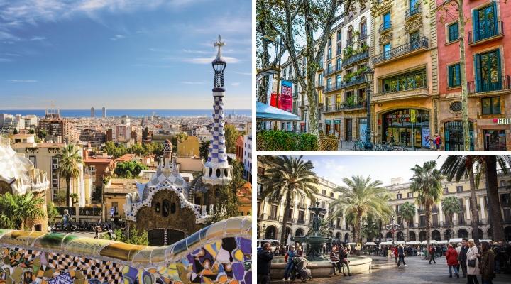 Buntes Barcelona